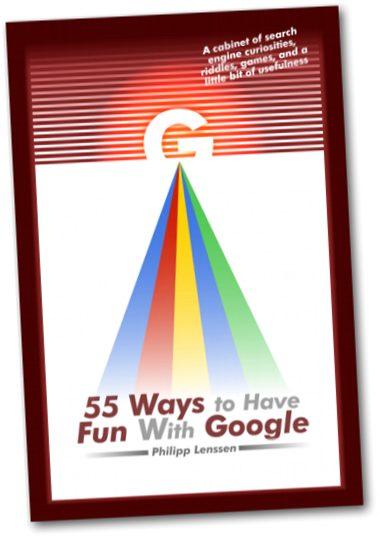 دانلود کتاب «پنجاه و پنج راه برای لذت بردن از گوگل»