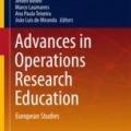 کتاب «پیشرفت هایی در آموزش تحقیق در عملیات» Advances in Operations Research Education