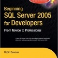 کتاب Beginning SQL Server 2005 for Developers