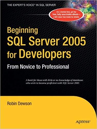 کتاب Beginning SQL Server 2005 for Developers