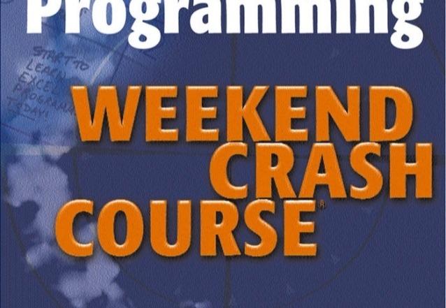 کتاب «برنامه نویسی اکسل» Excel Programming Weekend Crash Course