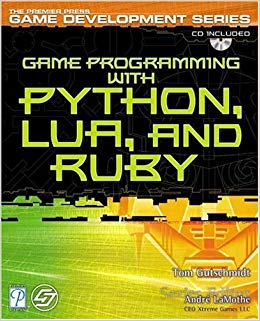 کتاب Game Programming With Python, Lua, And Ruby