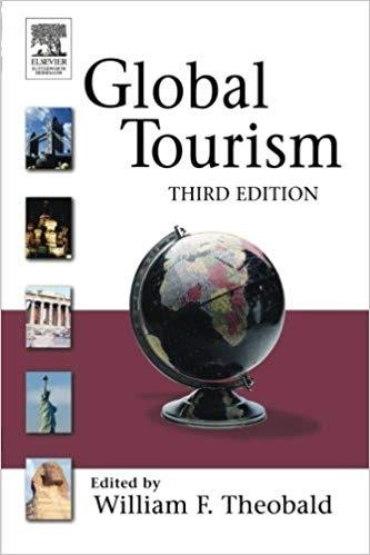 کتاب «گردشگری دور دنیا» Global Tourism