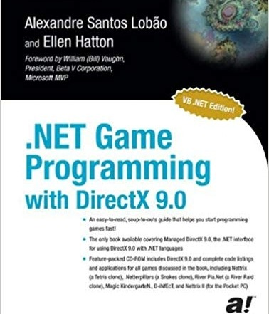 کتاب NET Game Programming With DirectX 9.0