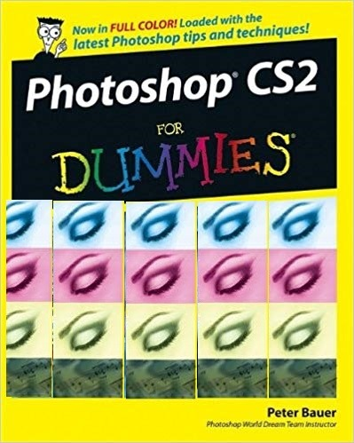 کتاب «فتوشاپ به زبان ساده» Photoshop CS2 For Dummies