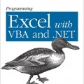 کتاب «برنامه نویسی اکسل با VBA و دات نت» Programming Excel with VBA and .NET: Solve Real-World Problems with Excel