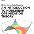 کتاب «مقدمه ای بر تئوری بهینه سازی غیرخطی» An Introduction to Nonlinear Optimization Theory