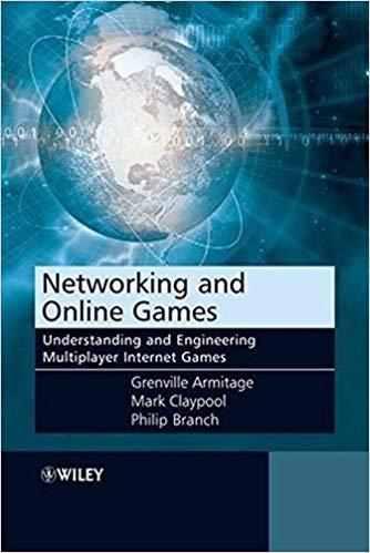کتاب «شبکه سازی و بازی های آنلاین» Networking And Online Games